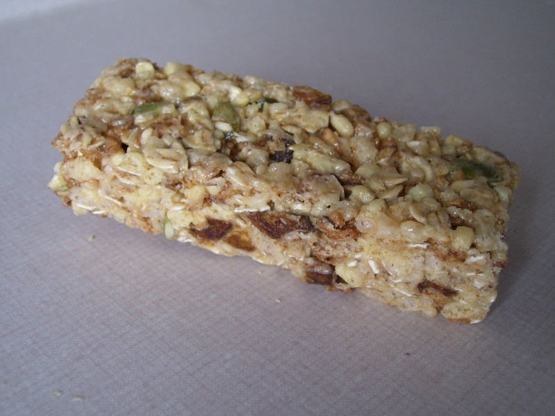 Yogurt breakfast bar, 60g.
