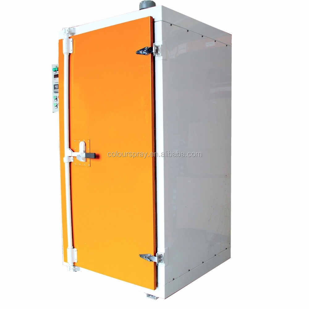 Batch Powder Coating Curing Oven for Steel Pipes