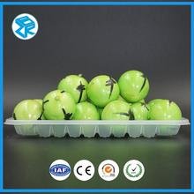 Transparent clear plastic pp blister fruit and vegetable packaging trays
