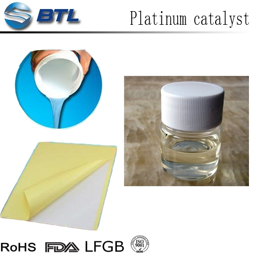 strong toxic resistance silicone platinum catalyst for food grade silicone