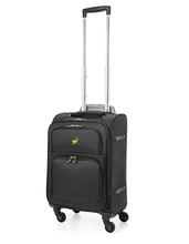 Carry On Travel Trolley Bags Luggage Suitcase 4 Wheel Spinner