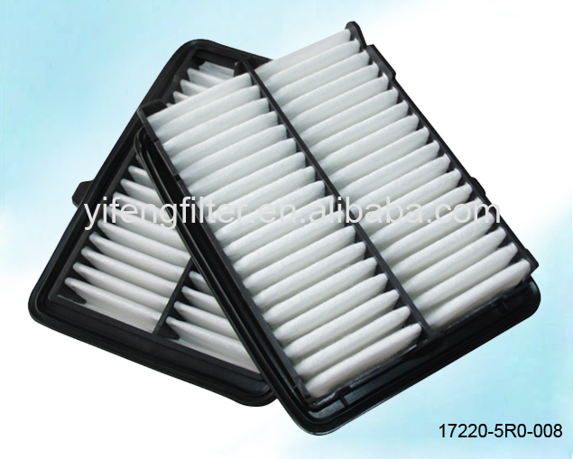 Air Filter 17220-5R0-008 for 2014-2015 FIT 1.5L