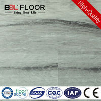 5mm Gray Mountain Handscrape interlocking vinyl plank floor BBL-929-5