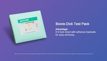 medical product CE approved Bowie-Dick Test Pack