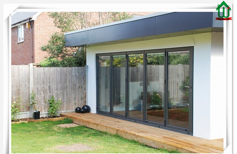 High Quality Lowes Exterior Glass Folding Door Buy Exterior Glass Folding D