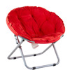 Outdoor Furniture General Use and Moon Chair Style camping folding garden chair