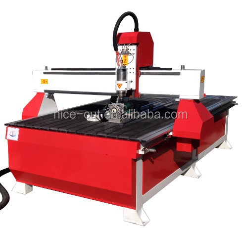 cnc router 4 axis 3d crystal engraving machine/woodworking tools