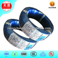 UL Approval FEP Teflon heat resisting insulated wire/cable