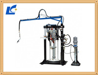 Advanced Two Component Silicone Sealant Extruder Machine
