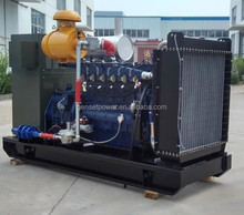100kw to 250kw rated prime power gas generators prices in pakistan