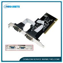 PCI to 2 Serial ports card