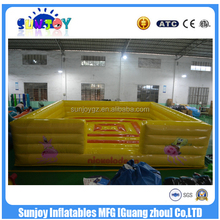 Sunjoy 2017 Kids Outdoor Toys Yellow Jumping Bouncer Castle for sale Adult Inflatable Jumper Bouncer
