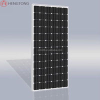 high efficiency grade A 100w 24v solar panel with great price