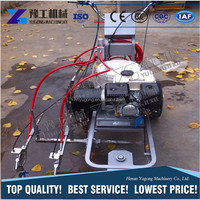 Hand Push Self Propelled Thermoplastic Hot Melt Road Marking Machine