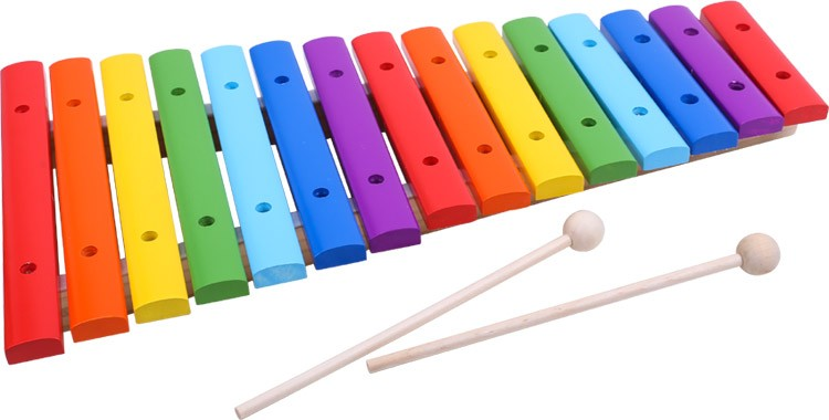 Professional handmade kids toys wooden musical instruments