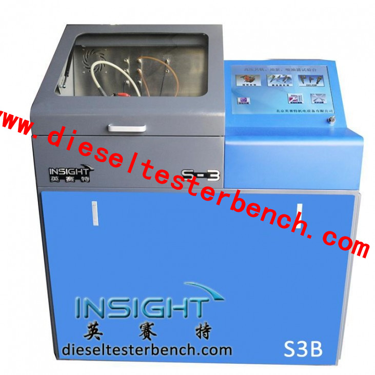 cr3000 Common rail test bench S3B Fuel injector pump test bench for CP1 pump and injector tester