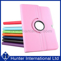 Colorful 360 Rotating Tablet Case For Galaxy Note 10.1