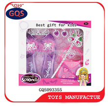 Girls Pretend Play girls shoes princess toy