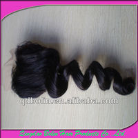 wanted distributorship best selling 100% Natural Virgin lace closure fringe