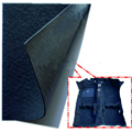 Polyester forming felt nonwoven