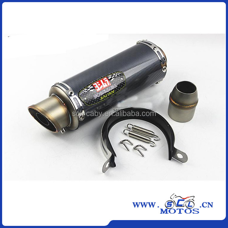 Hot Selling Motorcycle Automobile Exhaust <strong>Muffler</strong> yoshimura Exhaust Pipe CB400 CB600 CBR600 CBR1000 YZF FZ400 Z750 YZF600