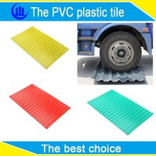 Factory builging plastic heat resistance pvc roof covering