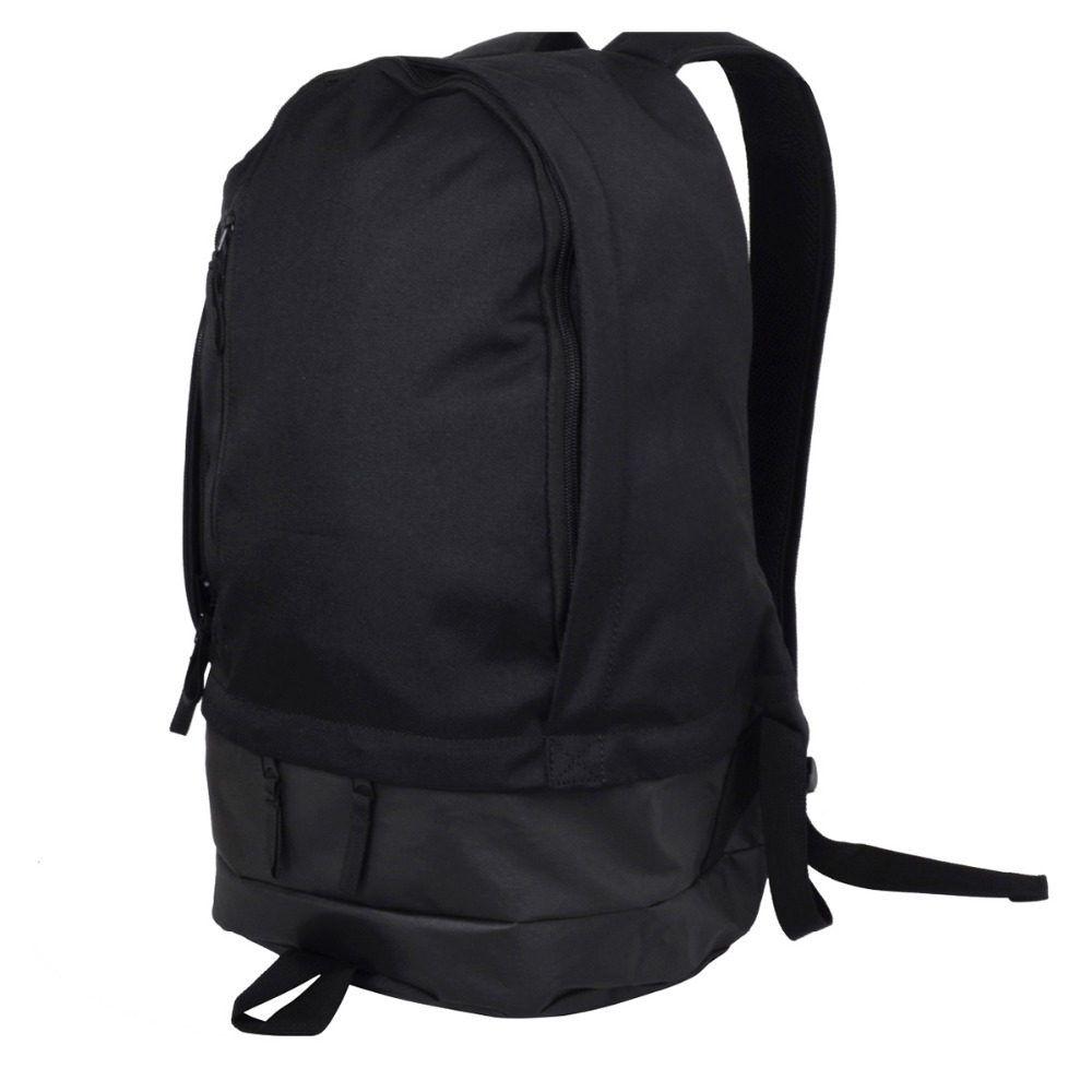 Hidden shoe compartment strong laptop backpack for travel
