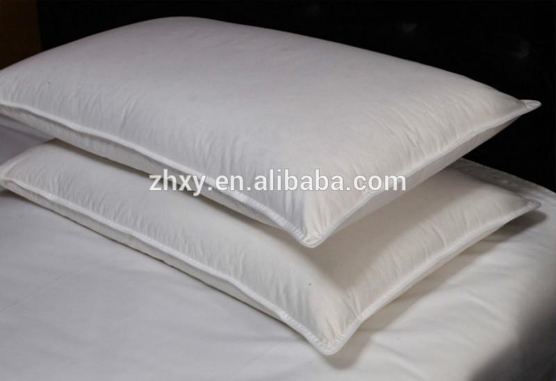 Chinese wholesale nice quality feather pillow best selling products in dubai