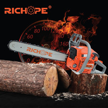 professional 2-stroke gasoline chain saws CE approved