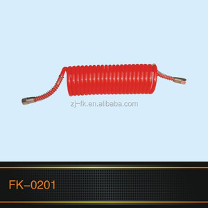 China lowest price factory truck air brake coil hose