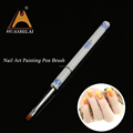 New arrival round tip nail art tool nail manicure set