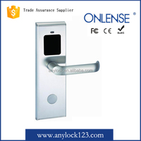 Fashion stryle safety apartment door lock shield