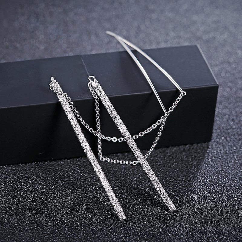 H039 wholesale high quality new style fashion long <strong>earring</strong> for women