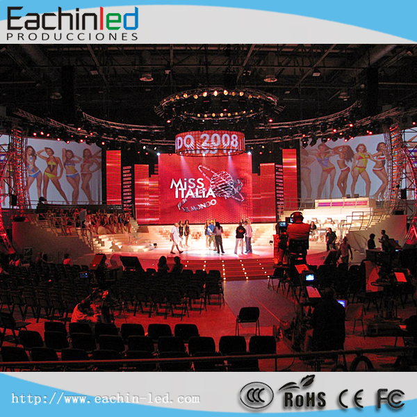 P3.9 High Quality Rental DJ Events Display/led Screen/led Display /Project