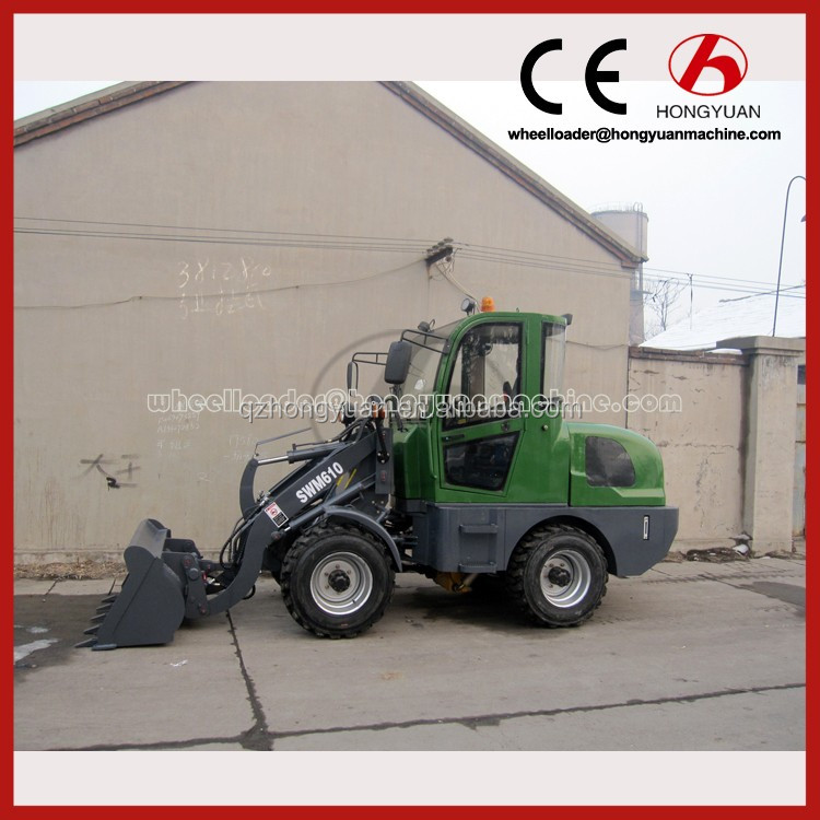 Mini crawler loader chinese loader backhoe
