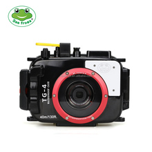 For Olympus TG4 Camera Waterproof case ,40M Underwater Diving Waterproof Camera case for Olympus TG4