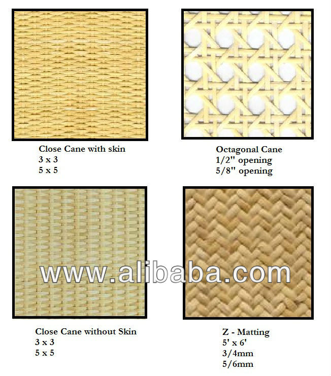 Rattan / Cane Selections