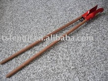made in china digger hole pala shovel with handle and machine user