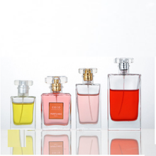 Free sample 200ml square perfume diffuser reed glass bottle