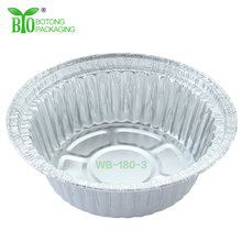 China suppliers disposable aluminum foil container / tray /lunch box for food packaging