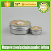wholesale metal tin, aluminium can for cosmetic cream