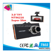 3.0 inch Driving Recorder FHD 1080P Car DVR H.264 1920x1080 G-sensor Vehicle Camera with 170 Degree Angle
