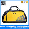 Sales promotion travel bag nylon sport duffel bag for gym everyday use