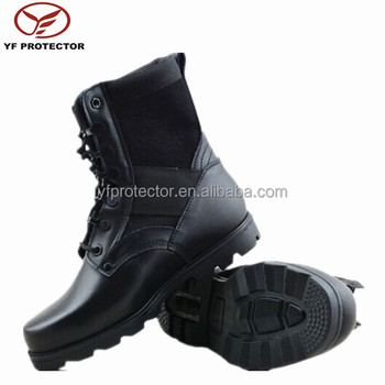 hot sell military shoes/tactical boots for military supply