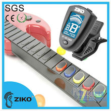 ziko clip chromatic guitar tuner for replica guitar