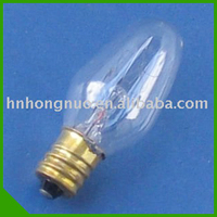 Mini Candle Shape Color 15W Led Energy Saving Bulb C7 Wholesale