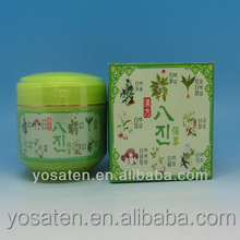 Chinese herbal face whitening cream