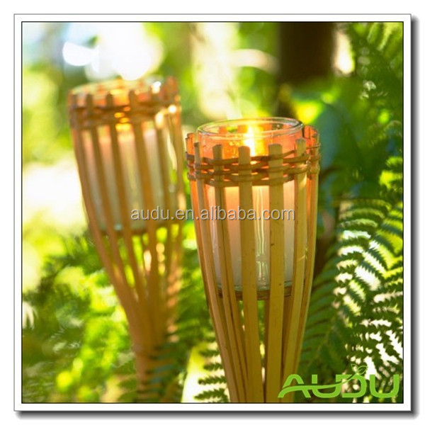 Audu Cheap Outdoor Candle Torch
