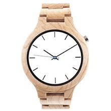 buy online watch customizable all wooden watch in shenzhen