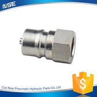hot sale ISO7241-B hydraulic quick connector mechanical coupling pipe joint